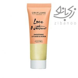 Love Nature Smoothing Lip Mask & Scrub Tropical Bliss code:37578