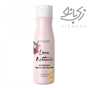 Love Nature Soothing Micellar Water with Organic Oat & Goji Berry code 34858