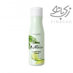 Purifying Toner with Organic Tea Tree & Lime code34843