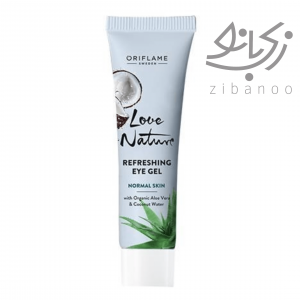Refreshing Eye Gel with Organic Aloe Vera & Coconut Water code35590