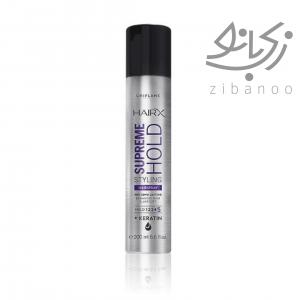 HairX Supreme Hold Styling Hairspray code:30551