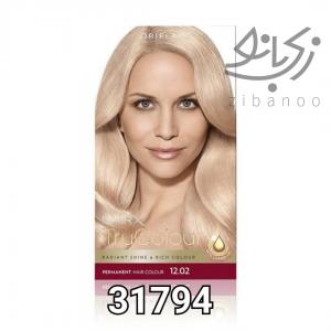 HairX TruColour code:31794