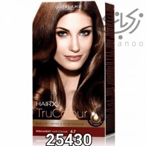 رنگ موی هیریکس تروکالر کد
