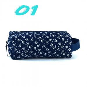 کیف آرایشی مستطیلی کد 01